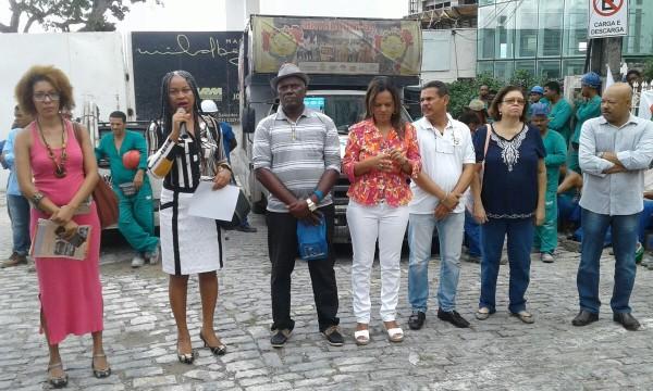 Dia em Memória às Vítimas de Acidentes do Trabalho e Doenças Ocupacionais