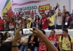 4º Congresso elege nova direção nacional da CTB