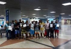 23 trabalhadores foram demitidos hoje da MOA (Aeroporto de Salvador)