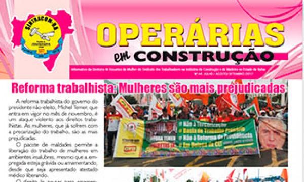 Jornal 44 – Operárias