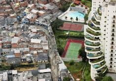 A fortuna de seis brasileiros é igual à renda dos 100 milhões mais pobres