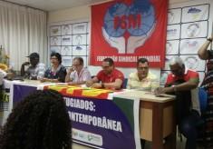 Dia Internacional de Ação debateu a situação dos refugiados e imigrantes