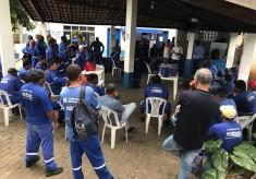 Metro e Barsino Esteves: SINTRACOM-BA debate reformas com trabalhadores (as)