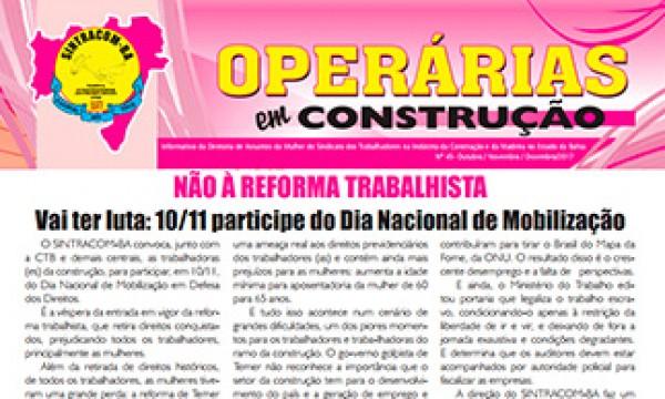 Jornal 45 – Operárias