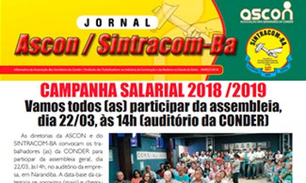 Jornal – Conder