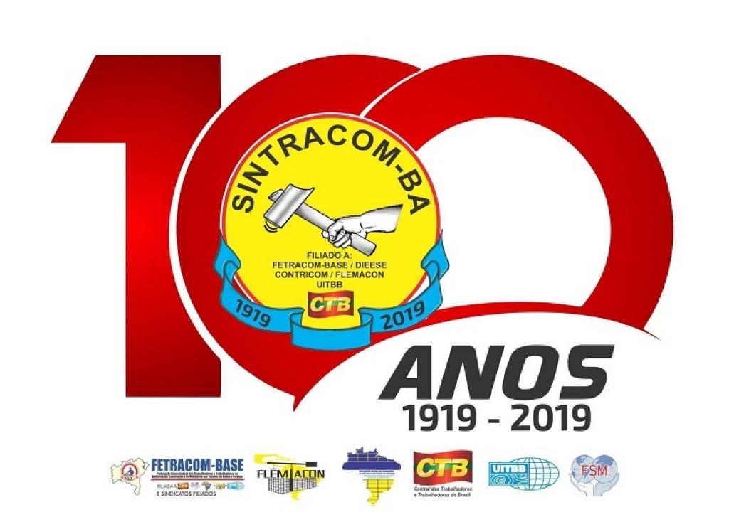 Resultado de imagem para Sindicato dos Trabalhadores da Construção Civil da Bahia comemora 100 anos