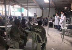 Palestra: Saúde do homem no canteiro de obras do HGRS