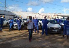 SINTRACOM-BA na luta: Hidrosistem / Embasa