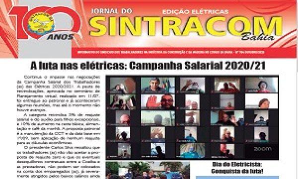 Jornal 704 – Elétricas