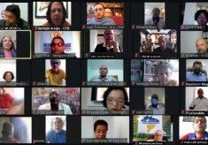 Ato virtual celebrou os 30 anos da FETRACOM-BASE