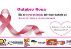 OUTUBRO ROSA: Veja onde fazer mamografia