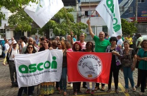 Justiça determina reintegração de 38 trabalhadores (as) da CONDER