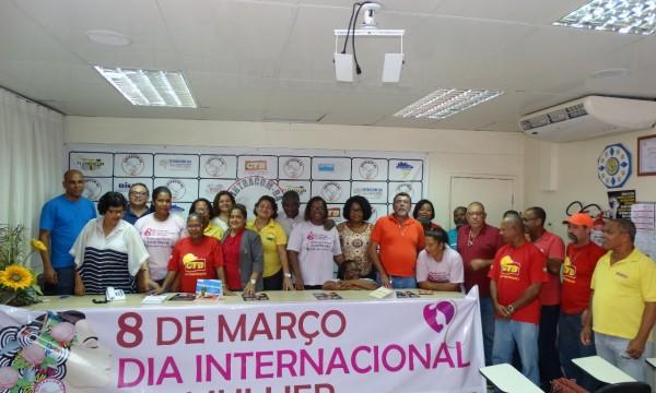 Viva o 8 de Março – Dia Internacional da Mulher
