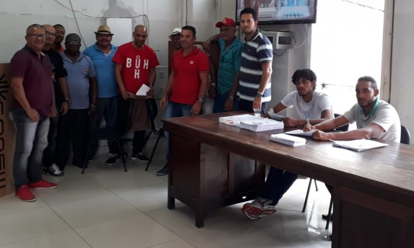 Vitória da luta: Mensagem de agradecimento a todos e todas que contribuíram para uma eleição democrática e transparente no SINTRACOM-BA