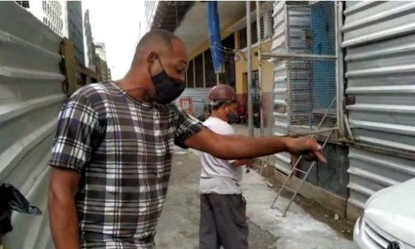 Acidente do trabalho: operário morre em obra do Instituto do Cacau