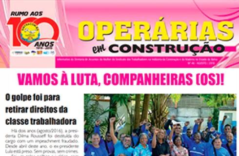 Jornal 46 – Operárias