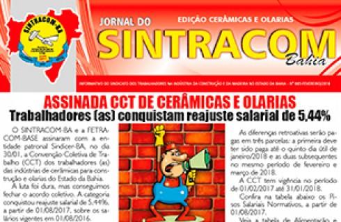 Jornal 685 – Cerâmicas
