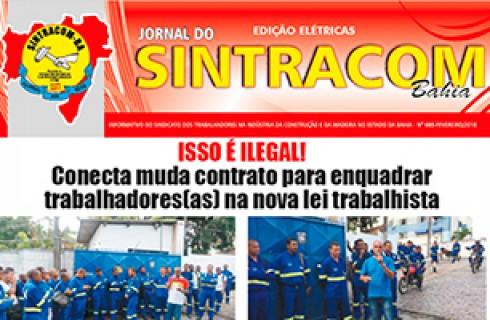 Jornal 686 – Edição Elétricas