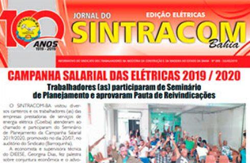 Jornal 698 – Elétricas