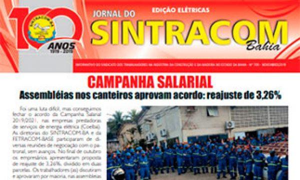 Jornal 700 – Elétricas