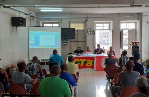 Seminário de Planejamento da Campanha Salarial de Elétricas 2019/2020