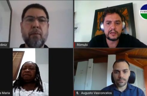 Forumat debate saúde do trabalhador na pandemia
