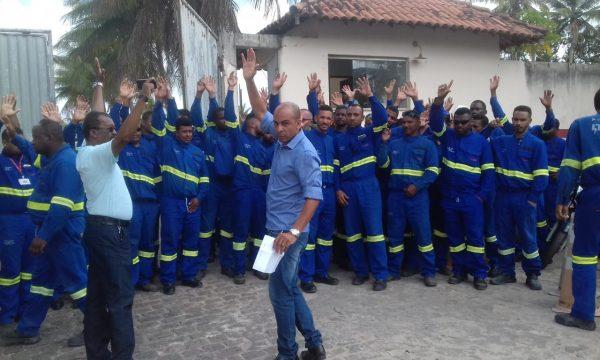 Elétricas: Trabalhadores (as) aprovaram acordo