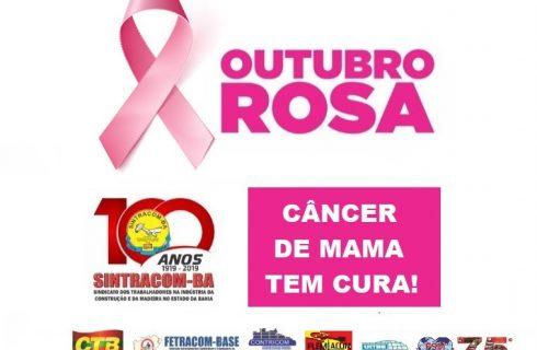 Outubro Rosa: confira onde fazer a mamografia