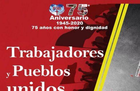 Federação Sindical Mundial completa 75 anos de lutas