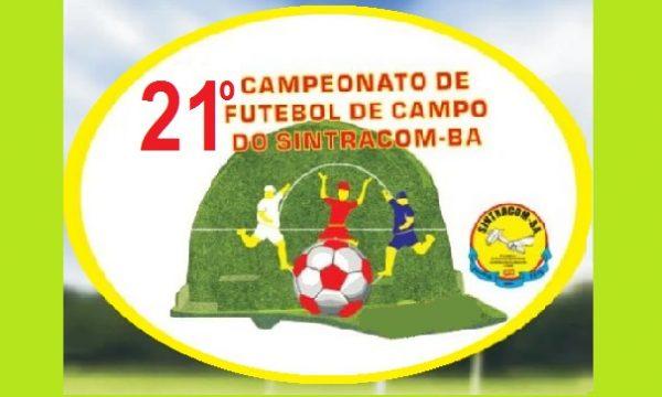 Abertas inscrições: 21º Campeonato de Futebol de Campo 2020