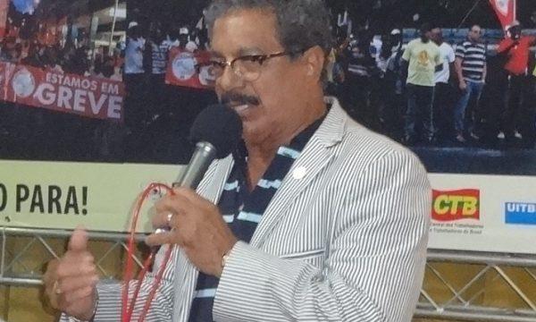 """Nota de Pesar: Falecimento de Francisco Chagas Costa """"Mazinho"""", diretor da CONTRICOM"""
