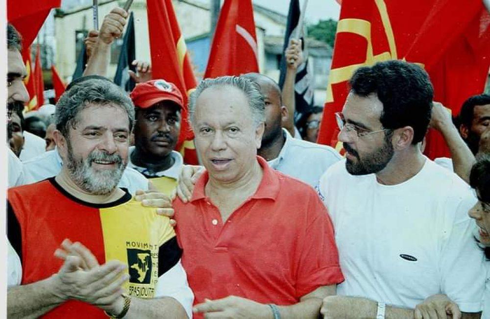 NOTA DE PESAR – FALECIMENTO DE HAROLDO LIMA